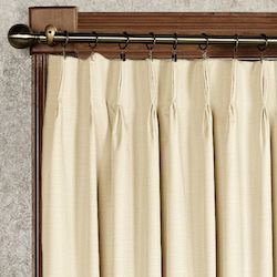 Pinch Pleat Drape
