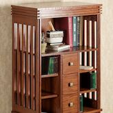 Mission-Style Bookcase