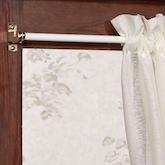 Sash Curtain Rod