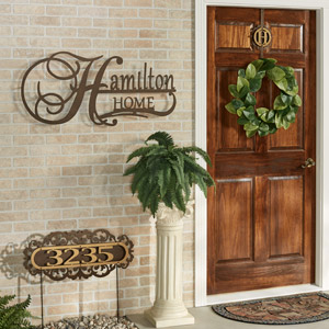 Affinity Outdoor Entryway