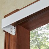 Utility Curtain Rod