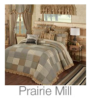 Get The Look - Prairie Mill Farmhouse Bedroom