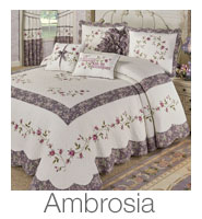 Get The Look - Ambrosia Floral Bedroom