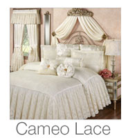 Get The Look - Cameo Lace Bedroom