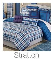 Get The Look - Versatile Stratton Plaid Bedroom