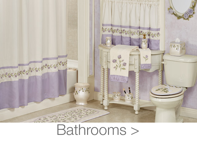 Get The Look - Bathrooms