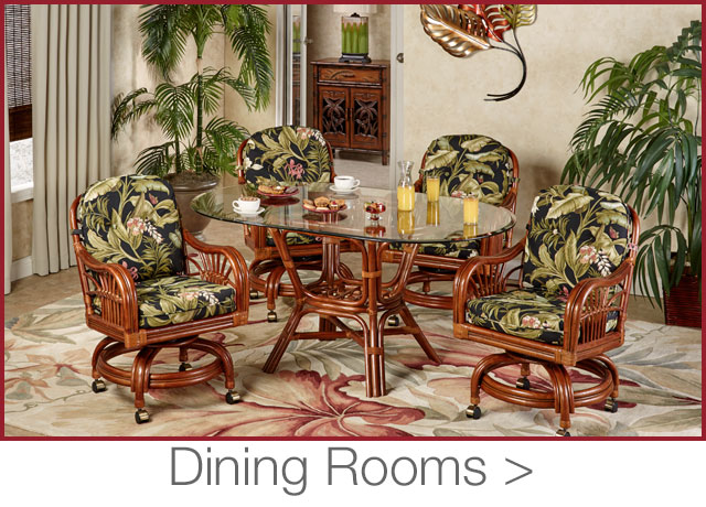 Get The Look - Dining Rooms