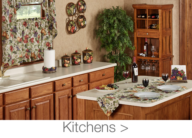 Get The Look - Kitchens