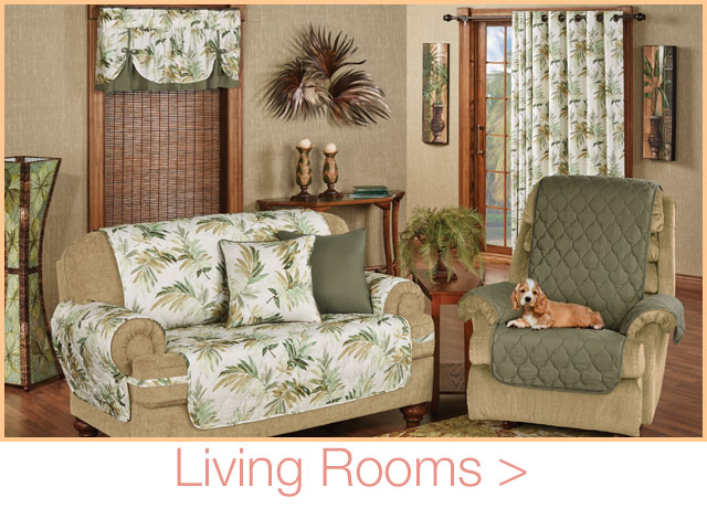 Get The Look - Living Rooms