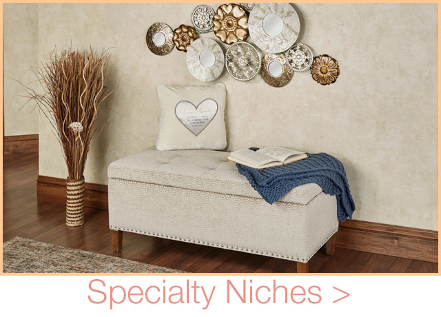 Get The Look - Specialty Rooms