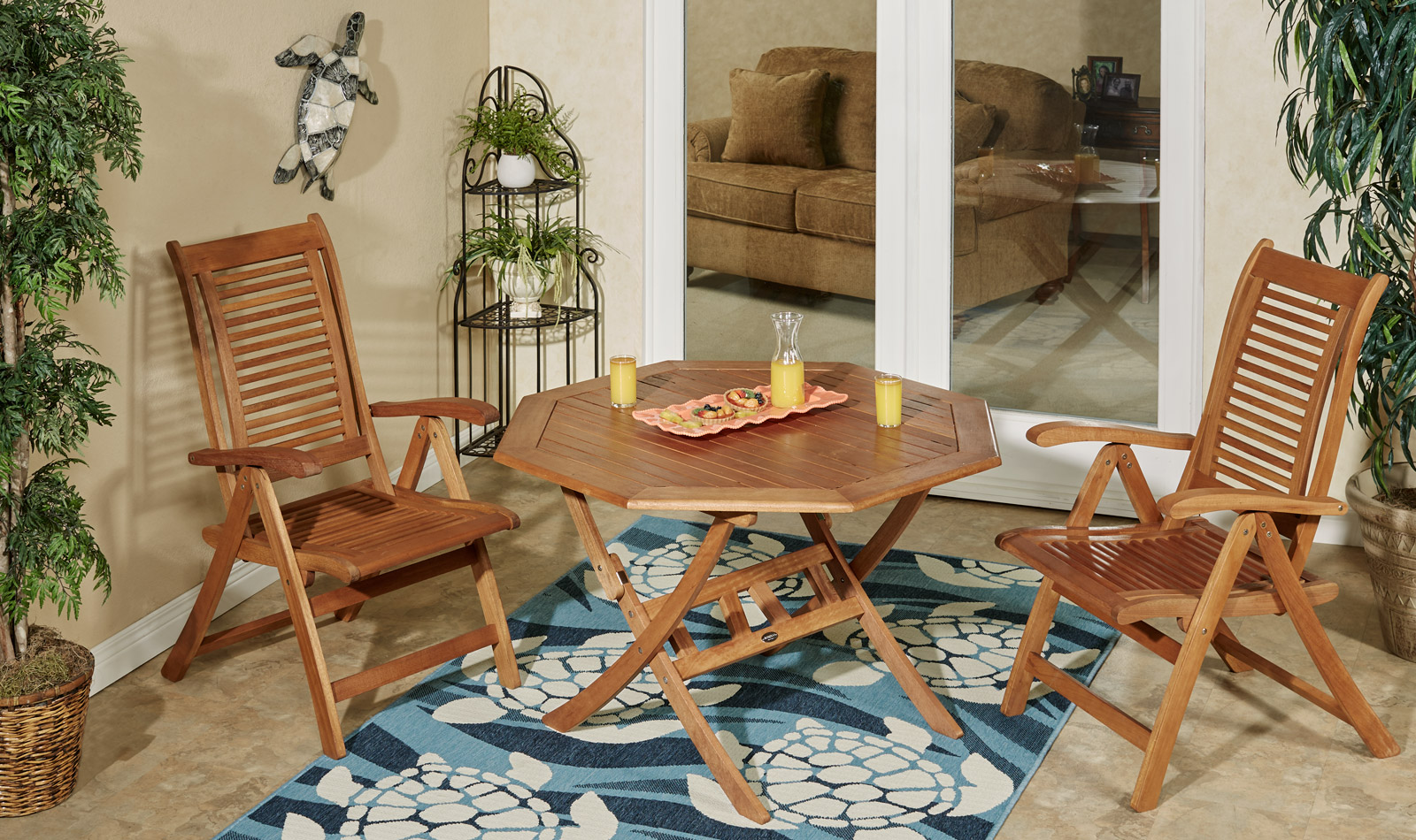 Get the Look - Sea Turtle Bay Patio