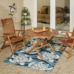 Get the Look - Sea Turtle Bay Patio Patio