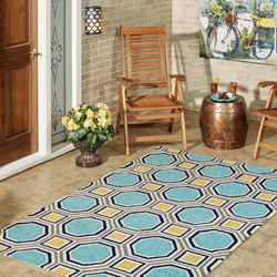 Get the Look - Geometric Patio