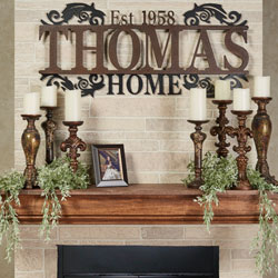 Legacy Family Fireplace