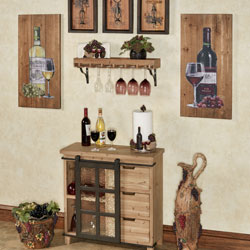 Wine Room Display