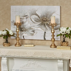 Canterbury Fireplace Mantel