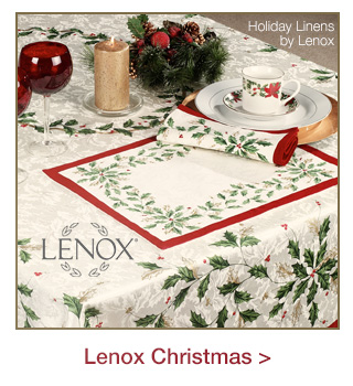 Lenox Holiday Home Accents