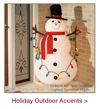 Holiday Outdoor Decor