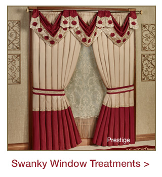 Holiday Window Treatments