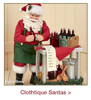 Clothtique Santas