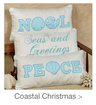 Decorating Style: Coastal Christmas