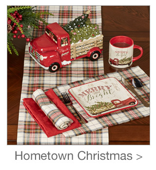 Decorating Style: Hometown Christmas