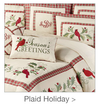 Decorating Style: Plaid Holiday