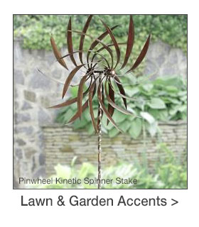 Lawn and Garden Accents