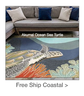 Free Shipping on select Coastal-themed Accents