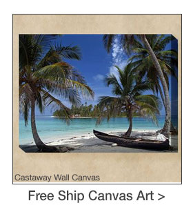 Free Shipping on select Canvas Wall Art