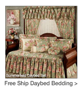Free Shipping on select Daybed Bedding