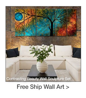 Free Shipping on select Wall Art