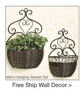 Free Shipping on select Wall Decor