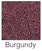 Burgundy Waterhog Mats