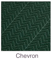 Chevron Waterhog Mat Collection