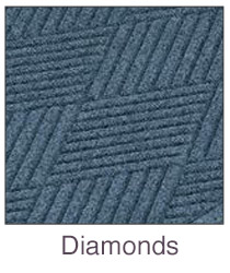 Diamonds Waterhog Mat Collection