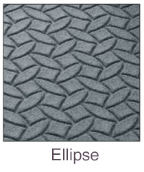 Ellipse Waterhog Mat Collection