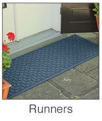 Waterhog Runner Mats by Bungalow