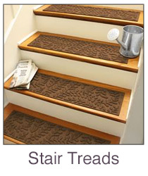 Waterhog Stair Treads by Bungalow