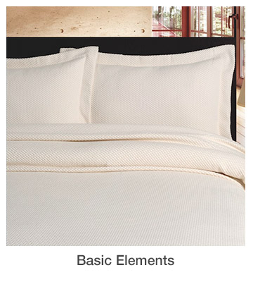 Basic Elements Home Decorating
