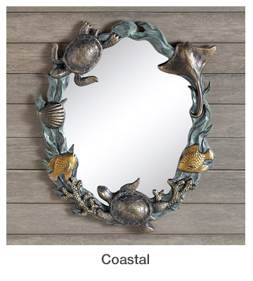 Coastal Home Decorating