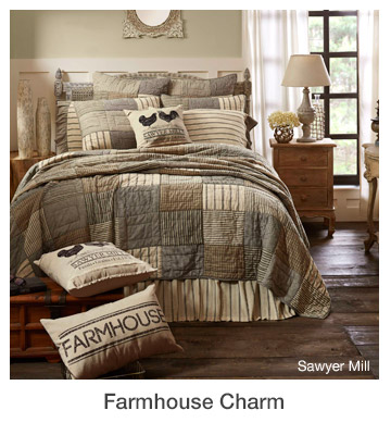 Farmhouse Decorating Charm