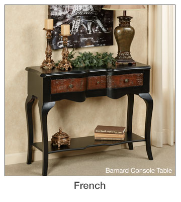 French Home Decorating