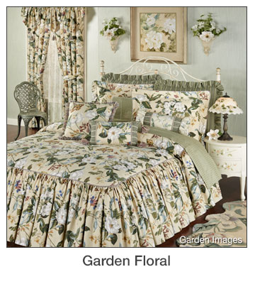 Garden Floral Home Decorating