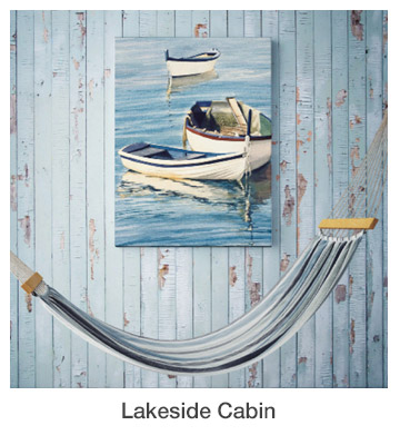 Lakeside Cabin Decor