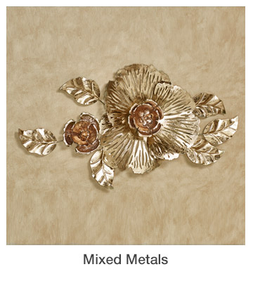 Mixed Metals Home Accents