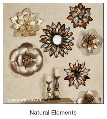 Natural Elements Home Decorating