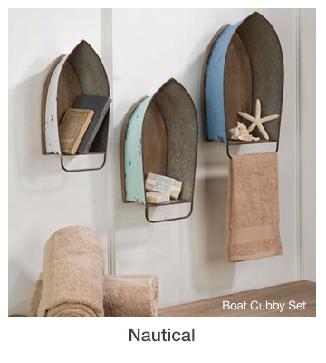 Nautical Home Decorating