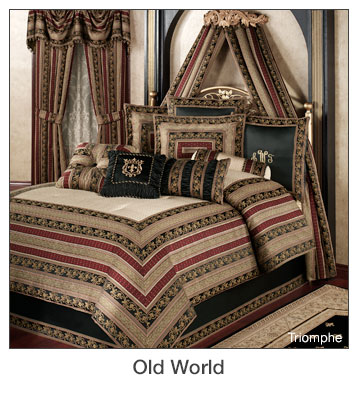 Old World Home Decorating