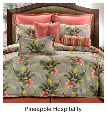 Pineapple Hospitality Home Decor